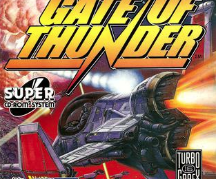 [TEST] Gate of Thunder / PC Engine CD