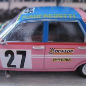 FASCICULE N°70 RENAULT 12 GORDINI 1972 ELIGOR 1/43 - car-collector.net