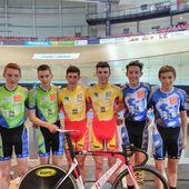 Coupe de France de l'Américaine - Les normands sur le podium- | Normandie Cyclisme