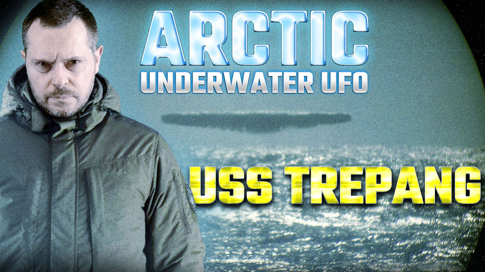 🔴 LIVE : Could ARCTIC UFO Photos taken from Submarine USS TREPANG (1971) prove Existence of Aliens?