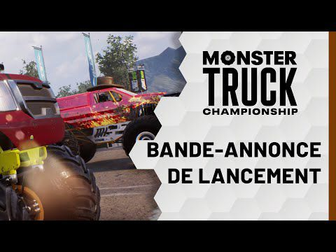 [ACTUALITE] MONSTER TRUCK CHAMPIONSHIP - DESORMAIS DISPONIBLE
