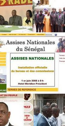 ASSISES NATIONALES : UNE TRANSITION MAL ENGAGEE ?