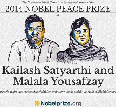 Séquence 3 : 2014 Nobel Peace Prize winners