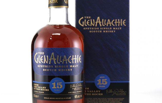 The Glenallachie 15Y