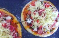 Pizza maison super gourmande