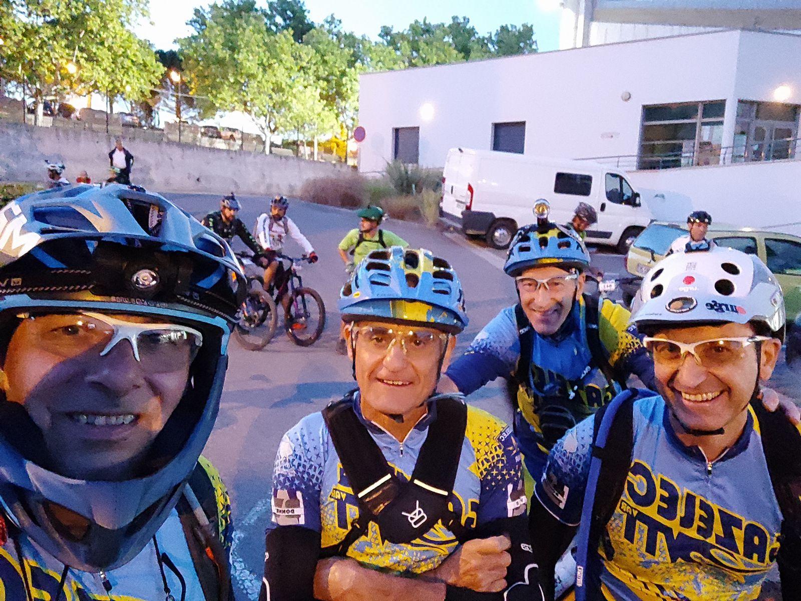La BikeAndBeer à Gréoux-les-bains le 28 août 2021