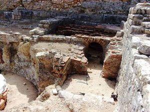 Etape 87b (2015) – les ruines romaines de Conimbriga