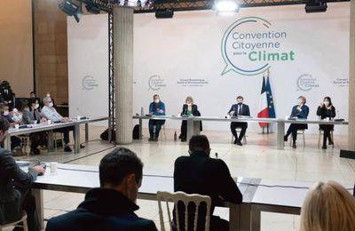 Convention citoyenne pour le climat, un référendum pour cacher les renoncements ?