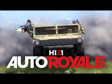 ACTUALITE : #H1Z1 le nouveau mode #AutoRoyale est disponible