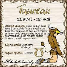 Signe astro taureau - 3