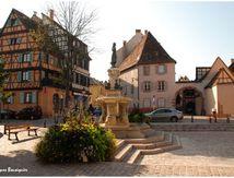 COLMAR, la belle Alsacienne