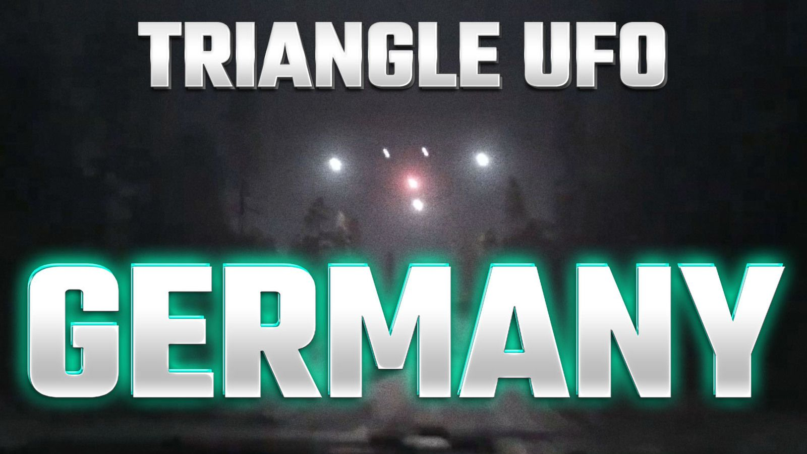 UFO Sighting News : Huge TRIANGLE UFO Spotted over Germany in July 2021 👽