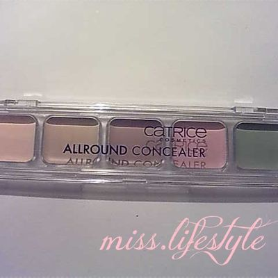 ALLROUND CONCEALER CARTICE