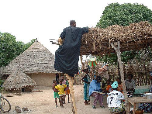 Imágenes de Dioubé Diaobé, Senegal.- El Muni.