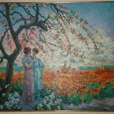 Sur quels site peut-on acheter des tableaux abstraits pas cher?