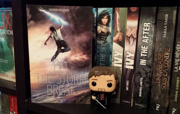 Sky Fall, tome 2 : let the storm break