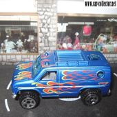 OPEN WIDE BAJA BREAKER FORD VAN HOT WHEELS 1/64 - car-collector.net