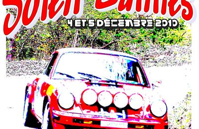 9eme Rallye Soleil Cannes 2010