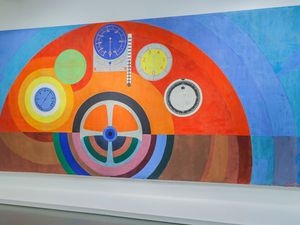 Sonia Delaunay - MAM Paris - Dec 2014