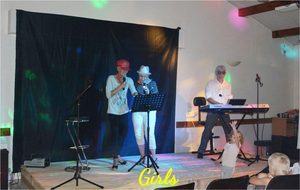 Lambruisse : Yan et Gil ont illuminé le village de leur talent