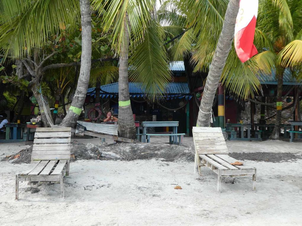 Manchineel Bay -Roland's bar