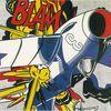 Blam @ Roy Lichtenstein. 1962