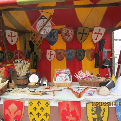 The medieval market