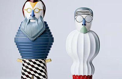 Piezas cerámica de diseño
