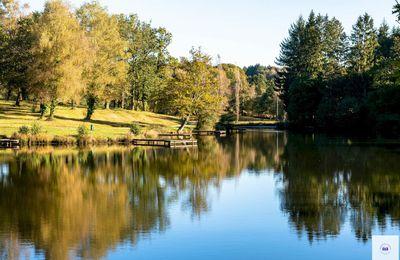 Balade au Lac de Bournazel à Seilhac en Corrèze