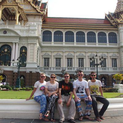 Les chtis en Thailande
