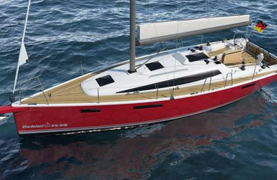 Sailboats - Launch of the New Dehler 38SQ in September