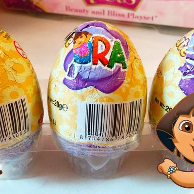 Huevos sorpresa Dora la Exploradora