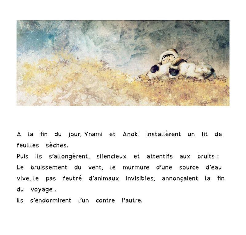 Albums Accessibles: Ynami...La Prophétie des Ours...