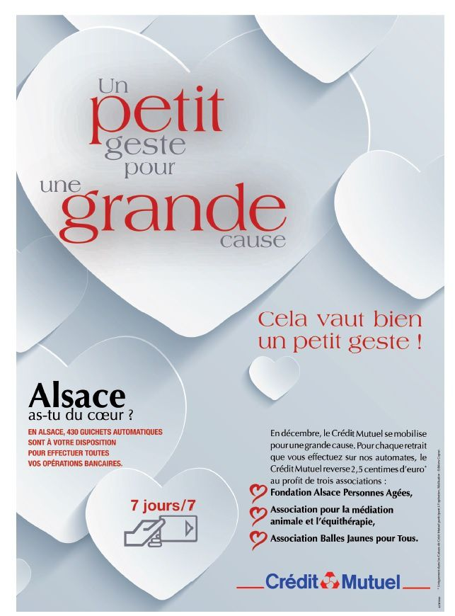 Alsace as-tu du coeur ?