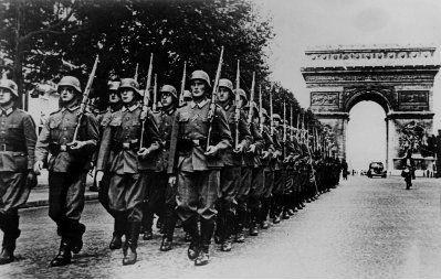 2017 ! La France est sous la domination d'une entité étrangère