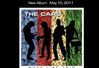 "THE CARS cd ""Move Loke This"""