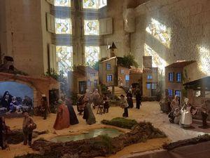 A quelques jours du 60ème Salon des santonniers et foire aux santons d'Arles