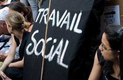 Le travail social dans une grève reconductible inédite