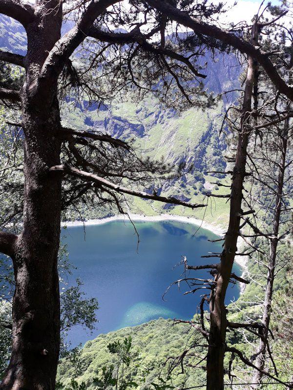 Les lacs Oo-Espingo- Saussat