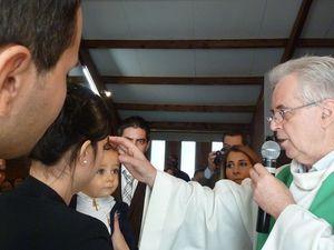 Messe d'ouverture de la semaine missionnaire mondiale 13-20/10/13 à Colomiers