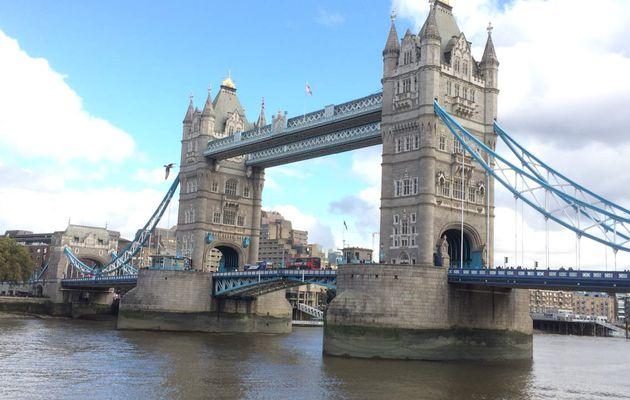 6 jours à Londres