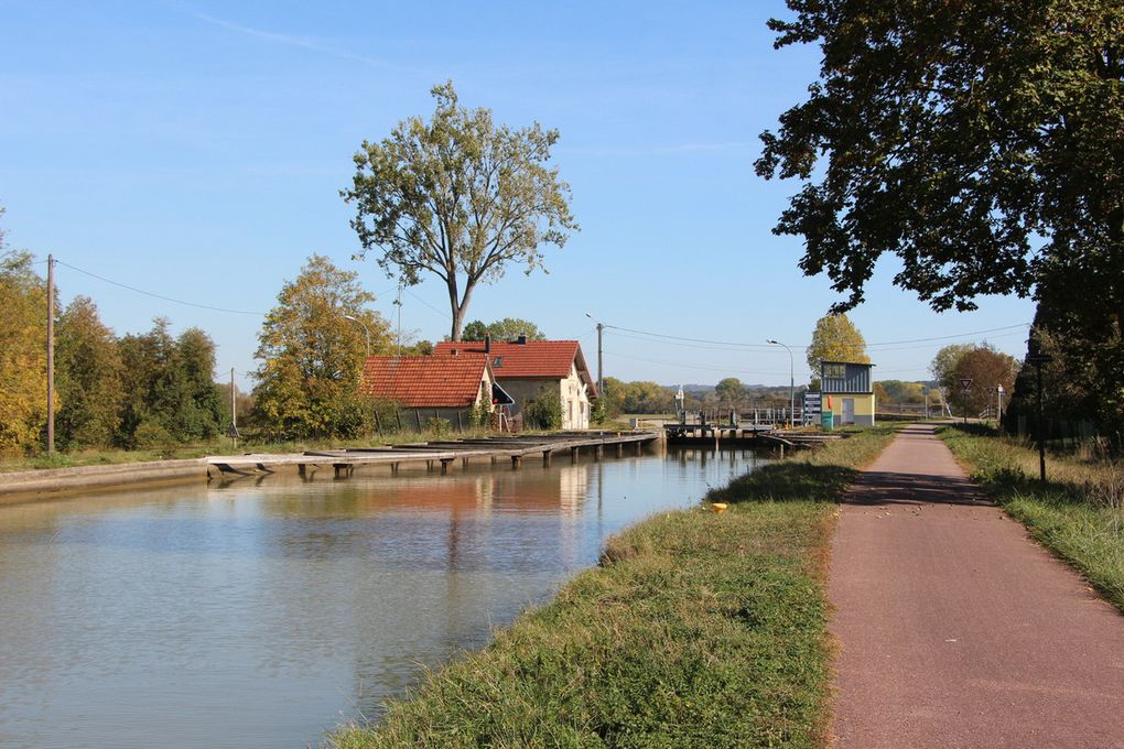 Le long du Canal de la Marne au Rhin, de Wilwisheim à Saverne