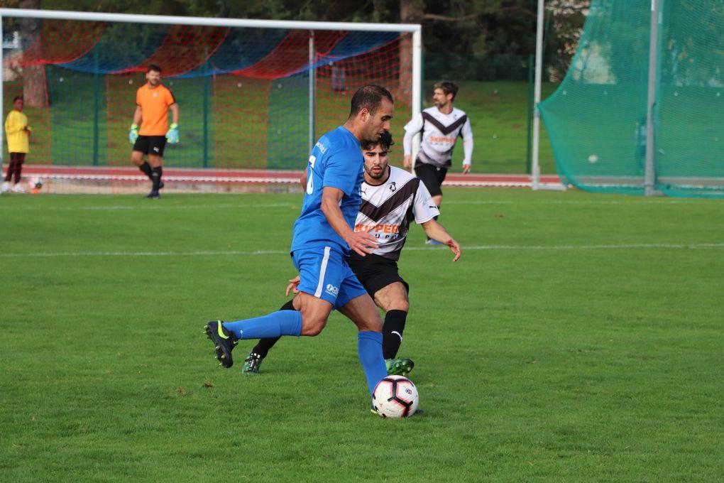 Le FC Rhône-Vallées surprend Vénissieux FC