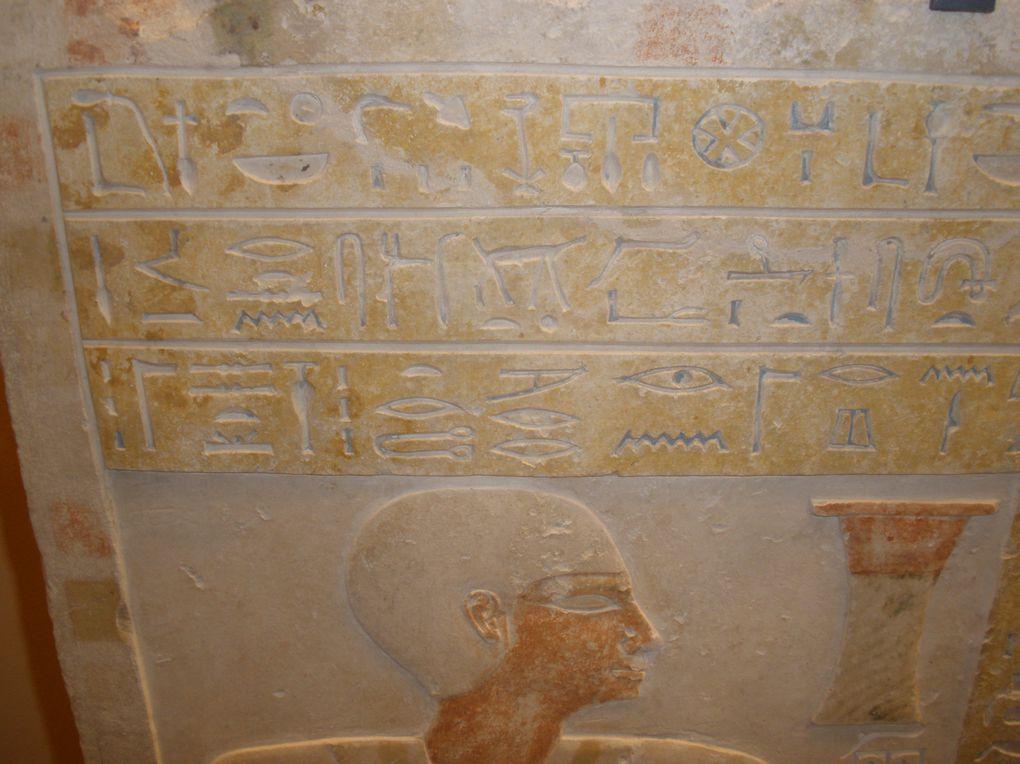 Stèle C174 - Sénousret, chef du trésor vers 1970-1900 av.J.-C. (début 12è dynastie)