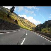 08 Unserbande goldwing Tirol 2015 De Bregenz vers Col de St Anton col vers Schröcken