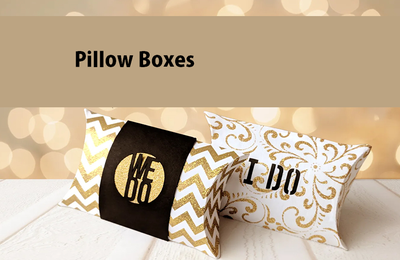 Pillow Boxes – The Best Marketing Tool