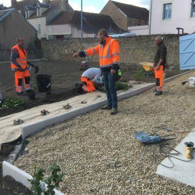 Contact pour travaux espaces verts, maçonnerie, second œuvre