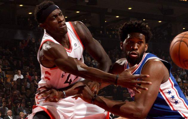 Pascal Siakam et les Raptors dominent les Sixers de Joel Embiid