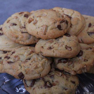 J'ai testé: Les cookies d'Eric Kayser