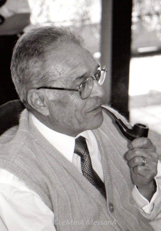 Mon petit papa, Antoine Frau, le jour de ses noces d'or à Perpignan.
